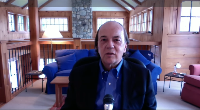 This must-see interview with James Rickards will make you completely rethink your financial preparedness for the coming collapse